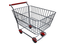 Shopping cart A Royalty Free Stock Photos