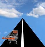 Shopping Cart #5 royalty free illustration