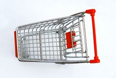 Shopping Cart #5 Royalty Free Stock Photo