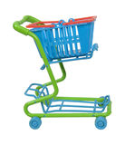 Shopping Cart and Basket Stock Images