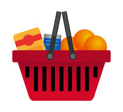 Shopping Cart Royalty Free Stock Photo