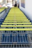 Shopping cart concept Royalty Free Stock Photos