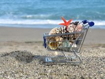 Vacation sale holiday Royalty Free Stock Photos