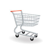 Shopping cart icon Royalty Free Stock Image