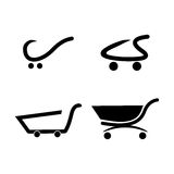 Shopping Cart Icon Stock Image
