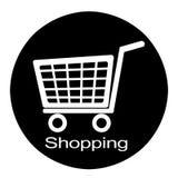 Shopping cart illustration Stock Photo