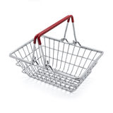 Shopping cart isolated Royalty Free Stock Photography