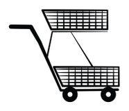 Shopping cart Symbol Royalty Free Stock Photo