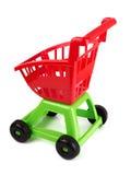 Shopping cart Stock Photography
