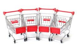 Shopping Carts Royalty Free Stock Images