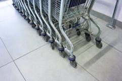 Free Shopping Carts Stock Image - 40473611