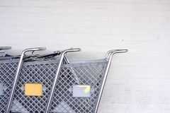 Free Shopping Carts Royalty Free Stock Photos - 6383308