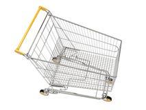 Shopping carts isolated Royalty Free Stock Image
