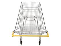 Shopping carts isolated Royalty Free Stock Photo