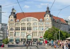 Shopping center Anger 1 in Erfurt Stock Images