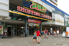 Shopping Center Berlin Carre Royalty Free Stock Photo
