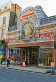 Shopping center in the center of London in England Royalty Free Stock Images
