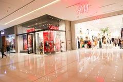 Shopping center Dubai Mall Royalty Free Stock Images