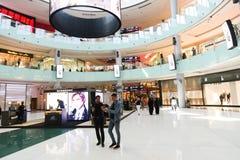 Shopping center Dubai Mall Royalty Free Stock Photos