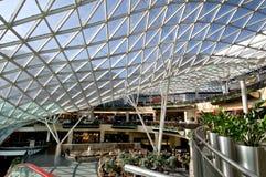 Shopping Center Golden Terraces - Warsaw - Poland Stock Photos