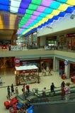 Shopping center inetrior Stock Photography