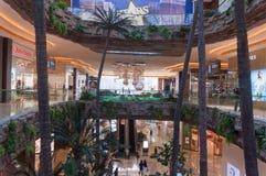Shopping center internal in Macao Royalty Free Stock Photos