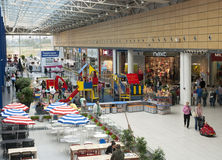Shopping center Royalty Free Stock Photography