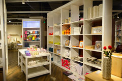 Shopping center in ShenZhen Stock Photo