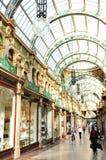 Shopping centre Stock Photo