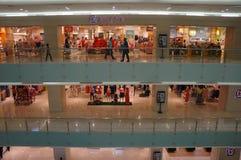 Shopping centre Stock Photos