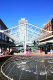 Shopping centre, Coventry. Stock Photography