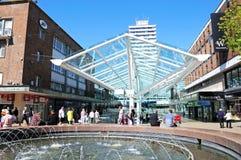 Shopping Centre, Coventry. Stock Photos