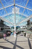 Shopping Centre, Coventry. Royalty Free Stock Photos