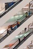 Shopping centre interior Stock Photography