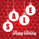 Shopping christmas offers and discounts season Stock Photos