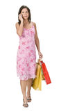 Shopping communication Royalty Free Stock Photos