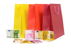 Shopping concept Royalty Free Stock Photography