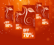 Shopping concept. Illustration Image, you can use it for any sale time or seasons Stock Image
