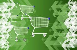 Shopping Concept Stock Photography