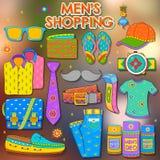 Shopping concept Stock Photos