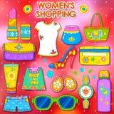 Shopping concept Stock Image