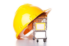 Shopping for construction Stock Images