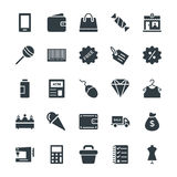 Shopping Cool Vector Icons 2. Let's go shopping! This Shopping Vector Icons pack has many icons that would be absolutely perfect for any web developer or Royalty Free Stock Image