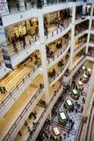 Shopping Crowd Stock Photo