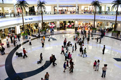 Shopping Crowd Royalty Free Stock Photography