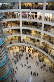 Shopping Crowd Royalty Free Stock Photo