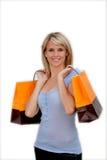 Shopping day Stock Image