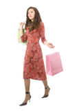 Shopping day Royalty Free Stock Photo