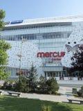 Shopping de Mercur, Craiova, Romênia fotografia de stock royalty free