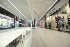 Shopping de Promenada Foto de Stock